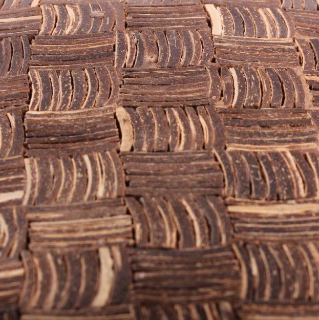 kokosovaya mozaika cosca zebrano1 623x625 - Плинтус СПБ - плинтусы, напольные покрытия и отделочные материалы в Санкт-Петербурге