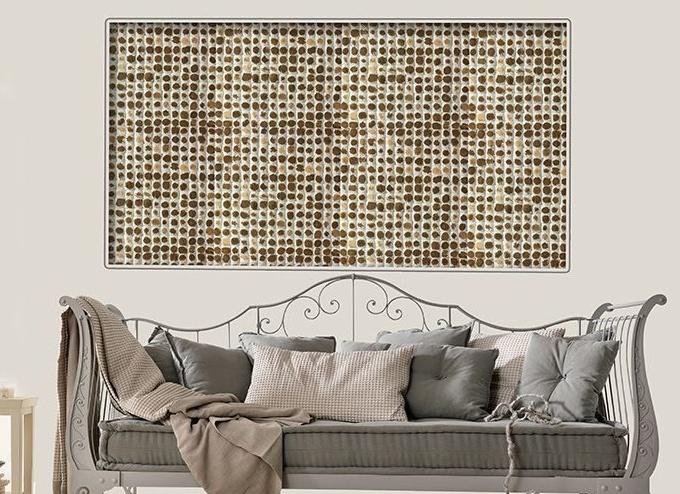 kokosovaya mozaika - Плинтус СПБ - плинтусы, напольные покрытия и отделочные материалы в Санкт-Петербурге