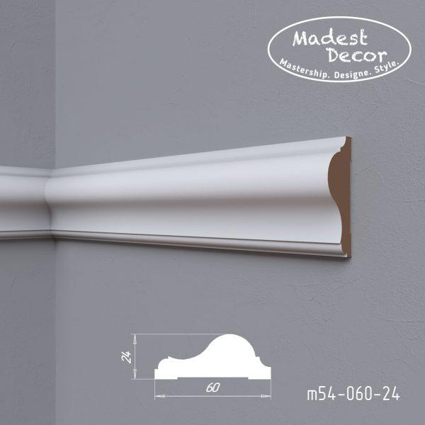 Молдинг m54-060-24 Madest Decor