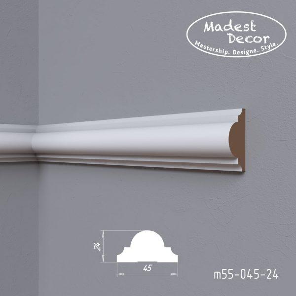 Молдинг m55-045-24 Madest Decor