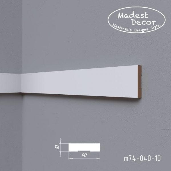 Молдинг m74-040-10 Madest Decor