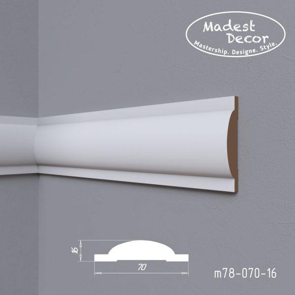 Молдинг m78-070-16 Madest Decor