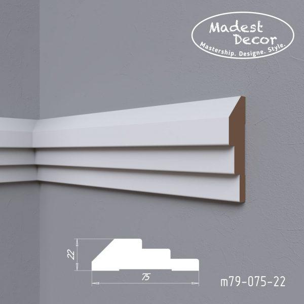 Молдинг m79-075-22 Madest Decor