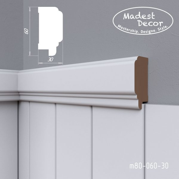Молдинг m80-060-30 Madest Decor