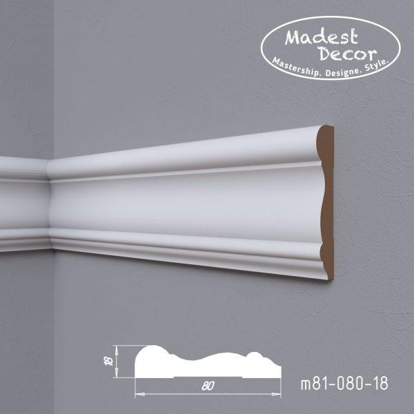 Молдинг m81-080-18 Madest Decor