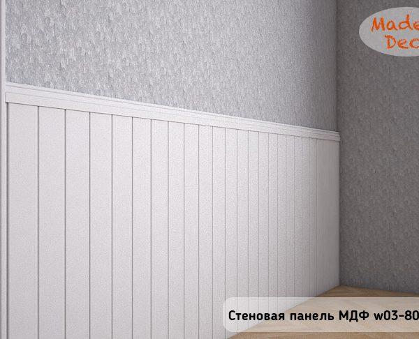 Стеновая панель w03-800-12 Madest Decor