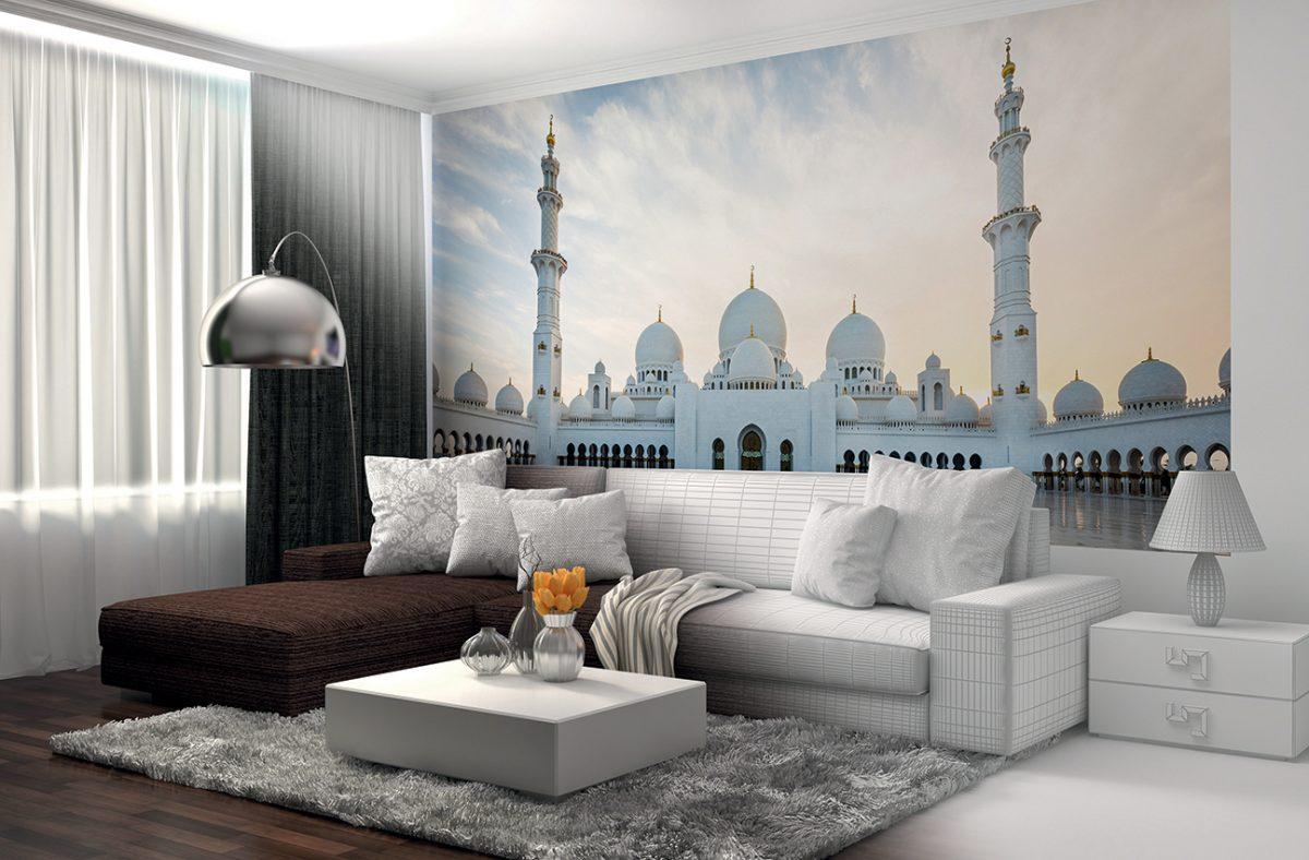 Фотообои Мечеть шейха Зайда 300*147