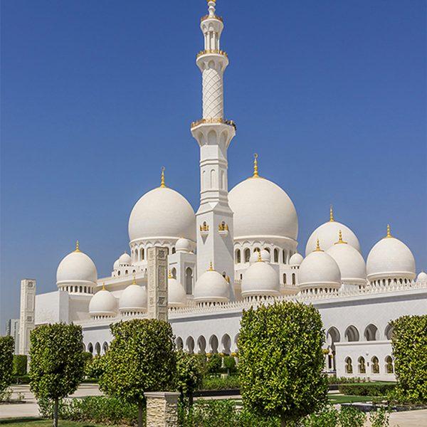 Фотообои Мечеть шейха Зайда