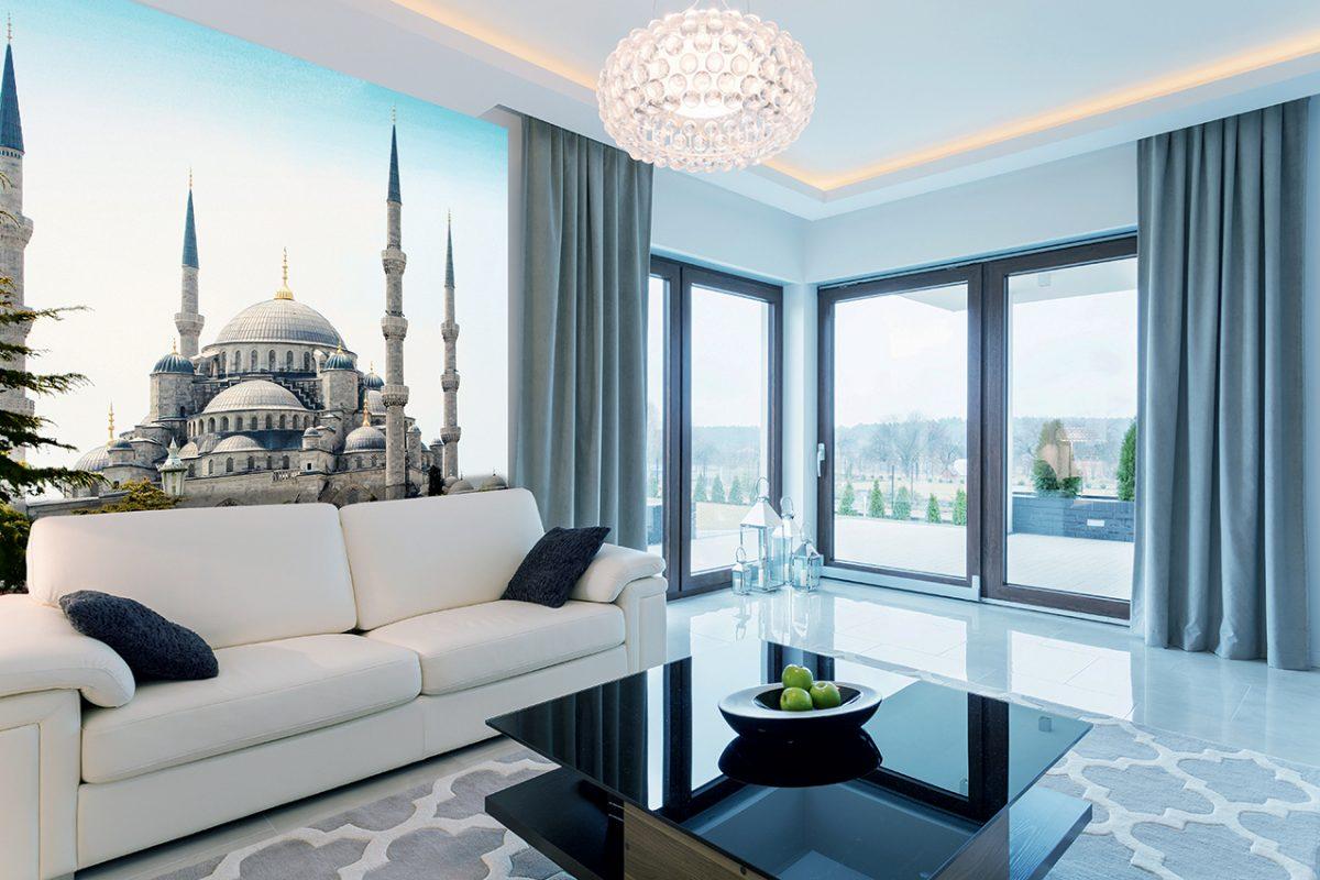 Фотообои Стамбул Голубая мечеть 2