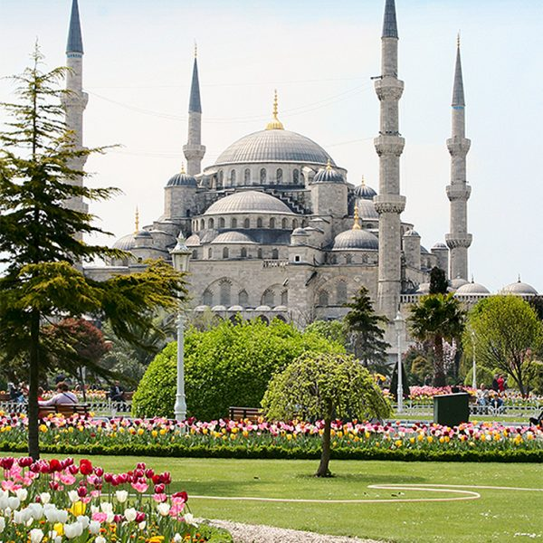 Фотообои Стамбул Голубая мечеть