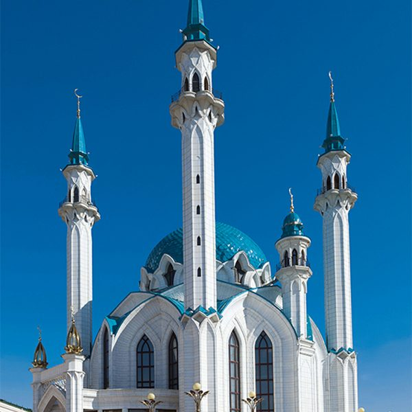 Фотообои Светлая мечеть
