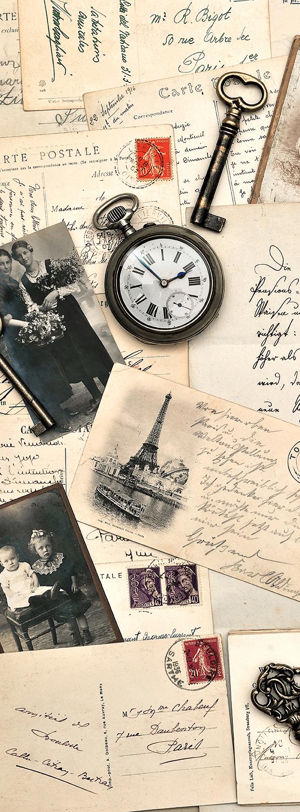 Фотообои Воспоминания