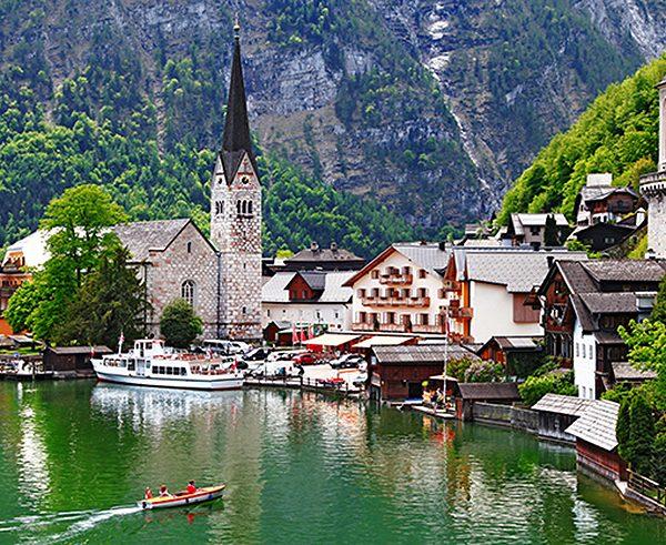 Фотообои Австрия