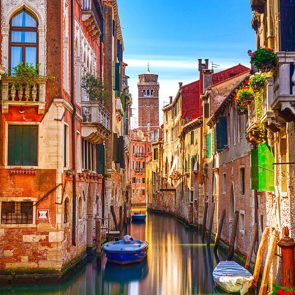 Фотообои Балконы Венеции