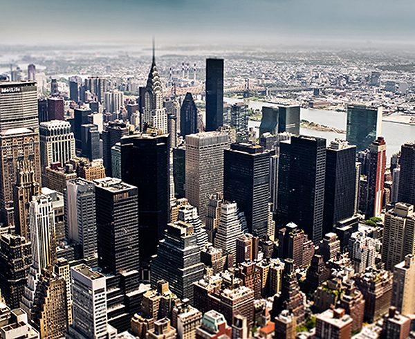 Фотообои Большой город