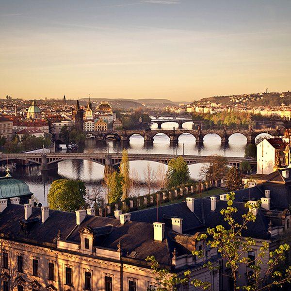 Фотообои Чехия
