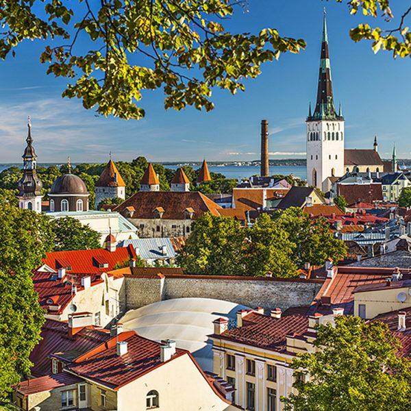 Фотообои Таллин