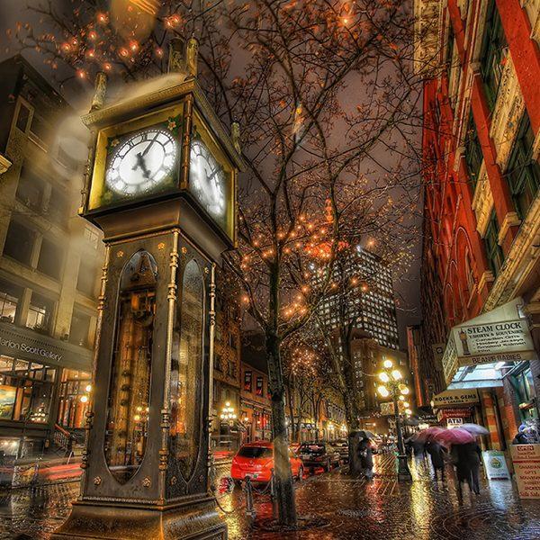 Фотообои Ванкувер