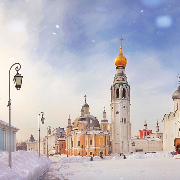 Фотообои Вологда
