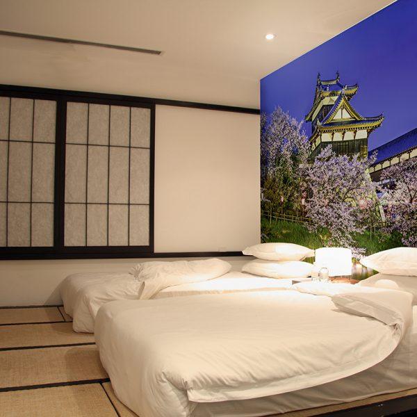 Фотообои Замок Ёсид-Корияма