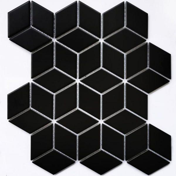 Landa Black matt