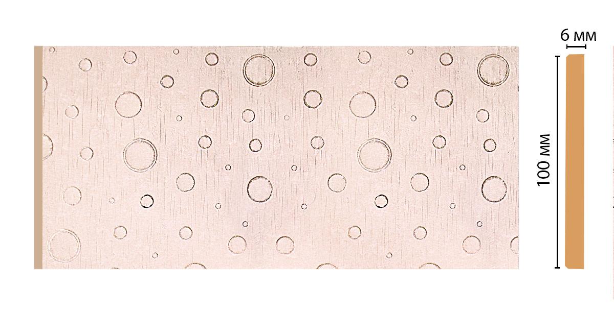 Декоративная панель DECOMASTER P10-35 (99*6*2400мм)