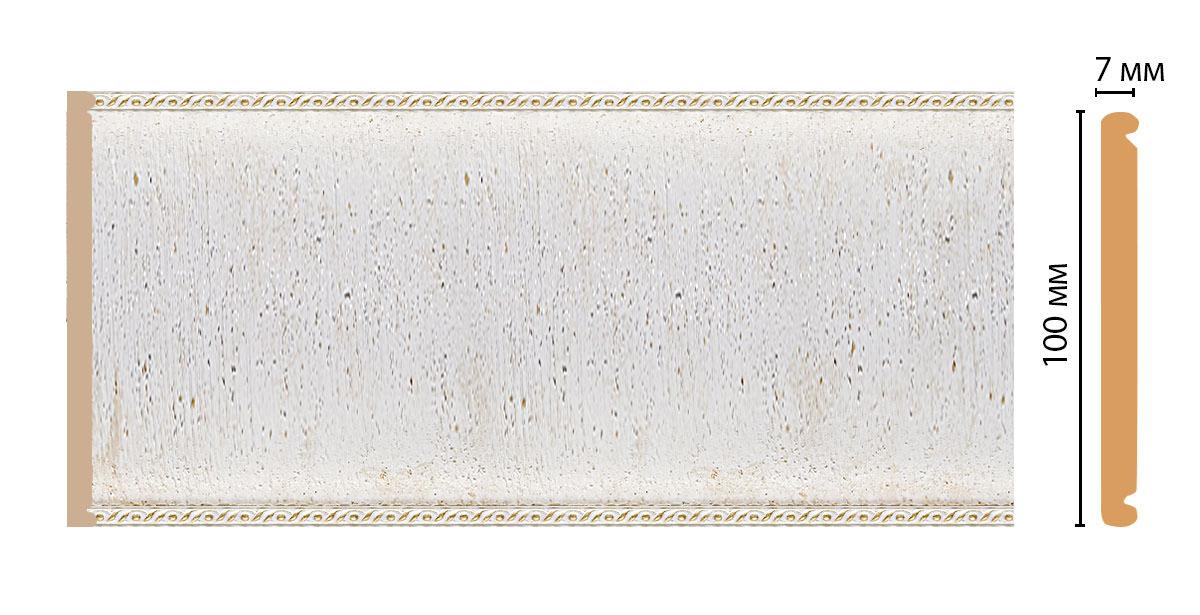 Декоративная панель DECOMASTER Q10-40 (100*7*2400мм)