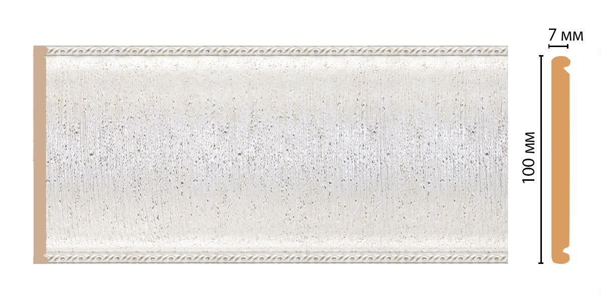 Декоративная панель DECOMASTER Q10-42 (100*7*2400мм)