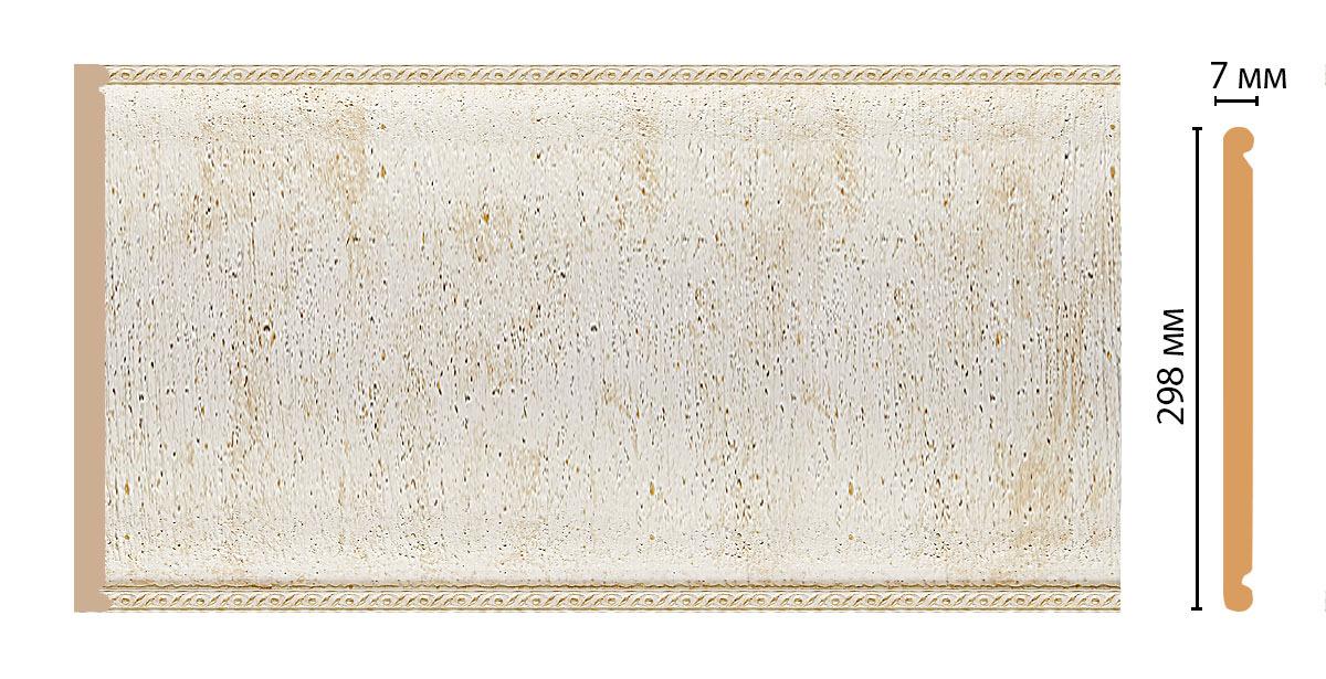Декоративная панель DECOMASTER Q30-41 (298*7*2400мм)