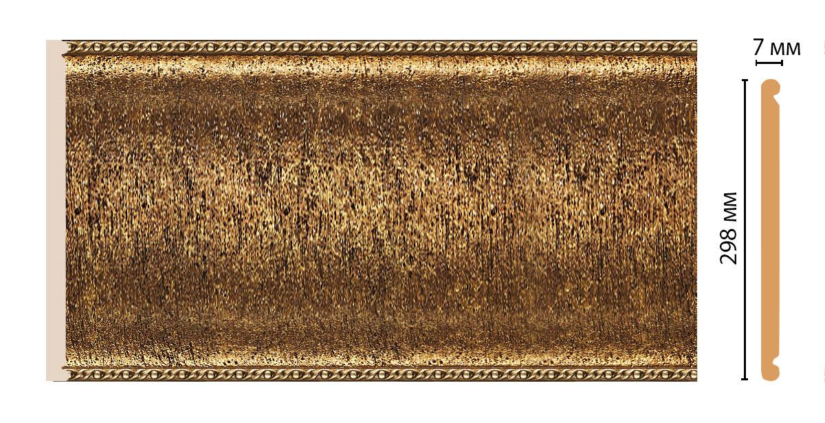 Декоративная панель DECOMASTER Q30-43 (298*7*2400мм)