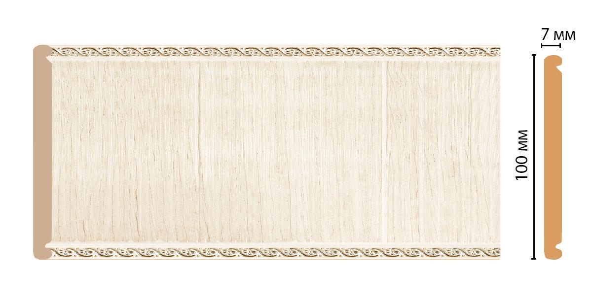 Декоративная панель DECOMASTER C10-6 (100*7*2400мм)