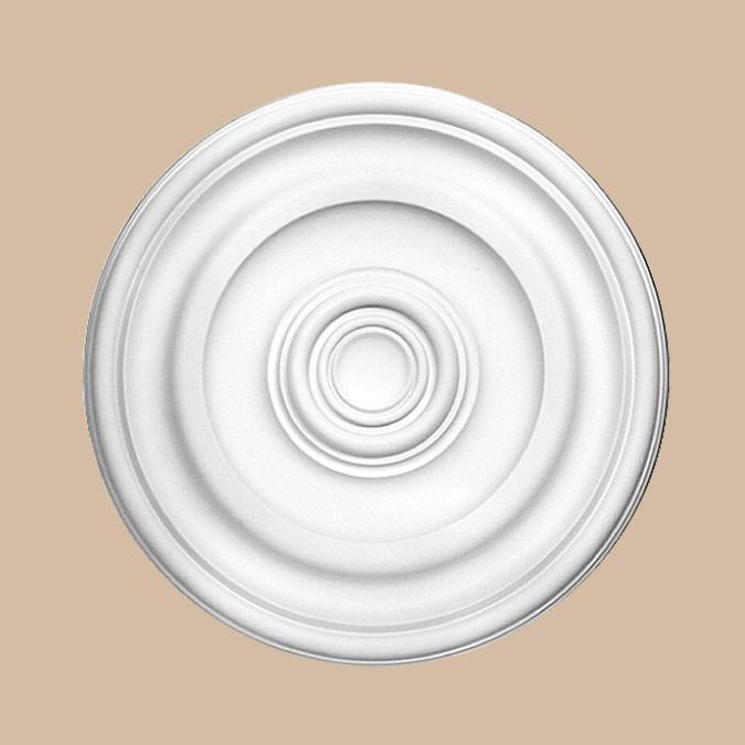 Розетка потолочная DECOMASTER DM-0400 (d нар. 300, h=28мм)