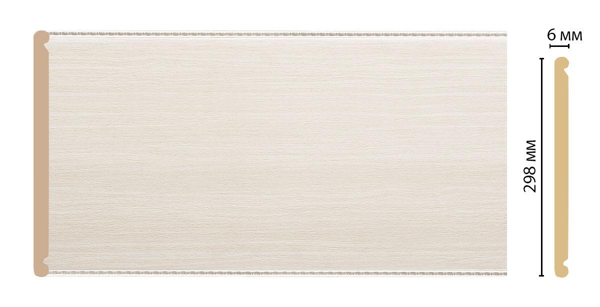 Декоративная панель DECOMASTER F30-14 (298*6*2400мм)