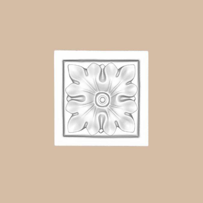 Декор. дополнение  DECOMASTER DD-220 (87*87*25мм)