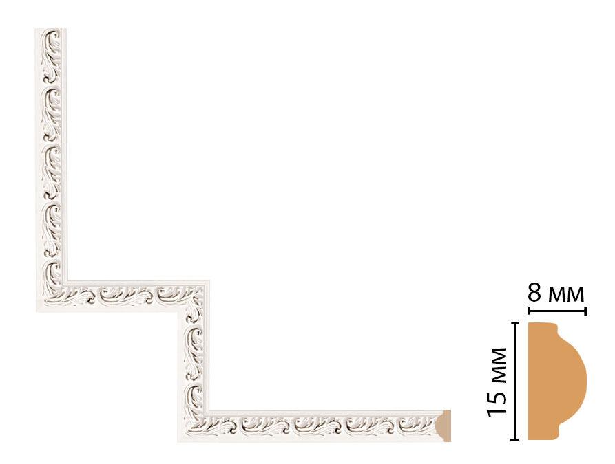 Декоративный угловой элемент DECOMASTER 130-1-60 (200*200мм)