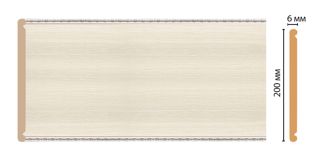 Декоративная панель DECOMASTER F20-15 (200*6*2400мм)