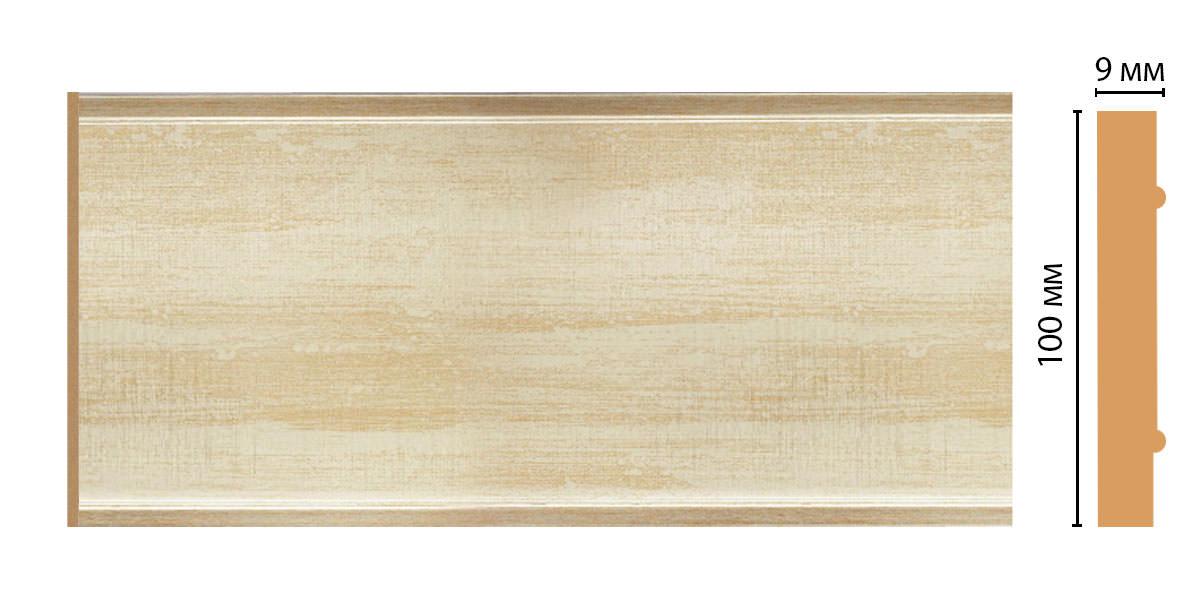 Декоративная панель DECOMASTER B10-281 (100*9*2400мм)