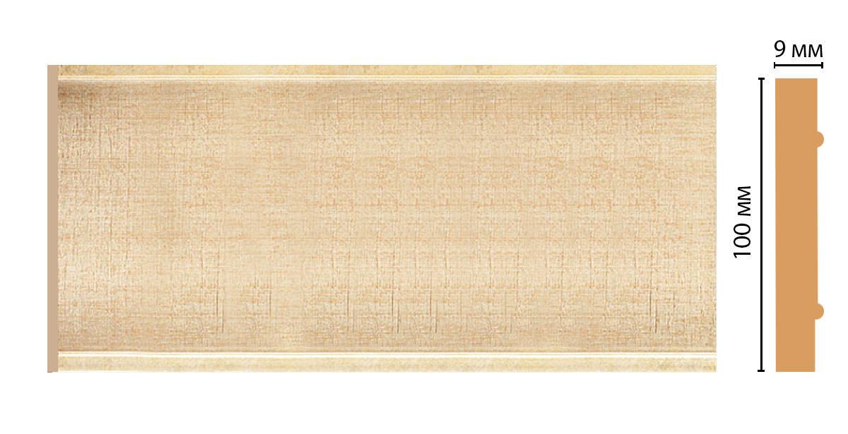 Декоративная панель DECOMASTER B10-933 (100*9*2400мм)