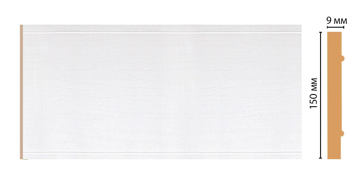 Декоративная панель DECOMASTER B15-118 (150*9*2400мм)
