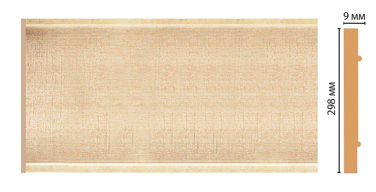 Декоративная панель DECOMASTER B30-933 (298*9*2400мм)