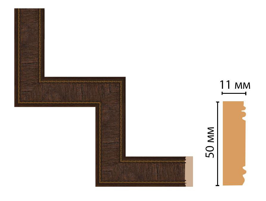 Декоративный угловой элемент DECOMASTER 156-1-1 (300*300мм)