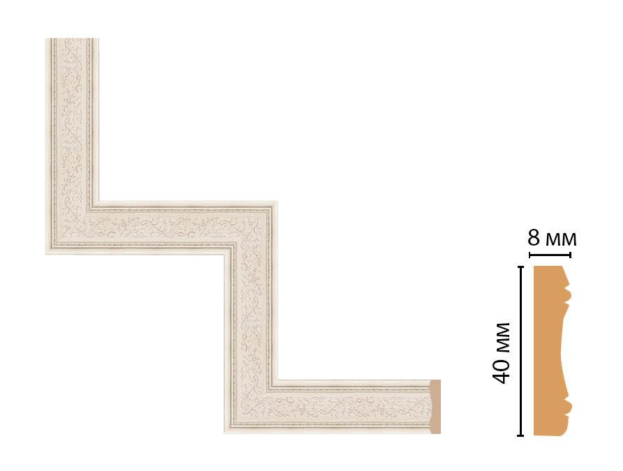 Декоративный угловой элемент DECOMASTER 188-1-13 (300*300мм)