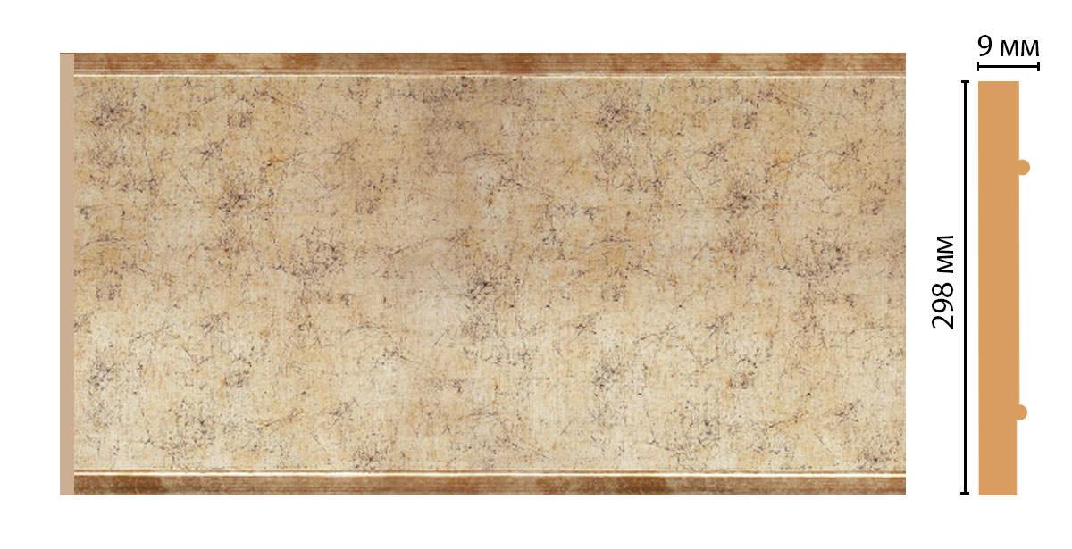 Декоративная панель DECOMASTER B30-553 (298*9*2400мм)