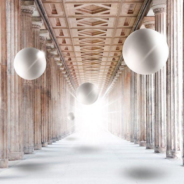 Фотообои Античные колонны
