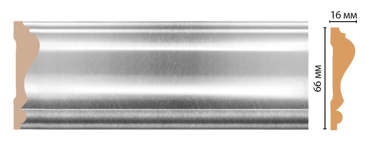 Молдинг DECOMASTER D022-375 (66*16*2400мм)