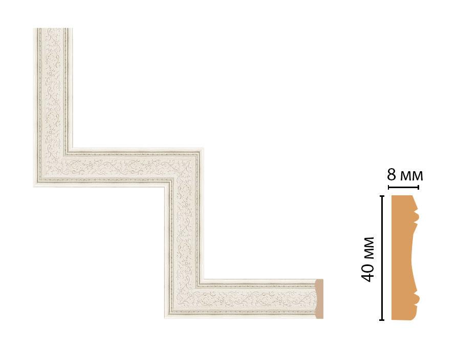 Декоративный угловой элемент DECOMASTER 188-1-15 (300*300мм)