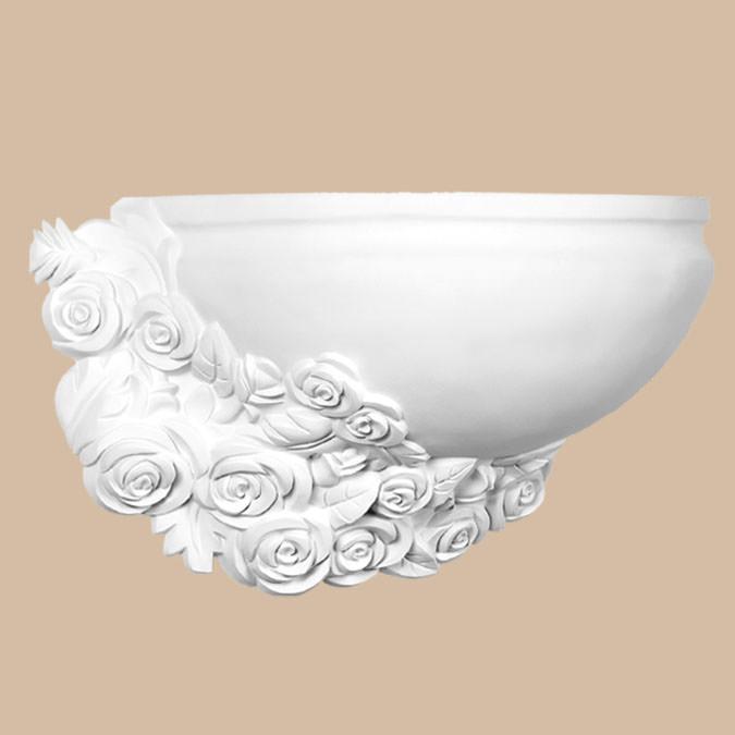 Чаша декоративная DECOMASTER DB106 (440*245*185мм)