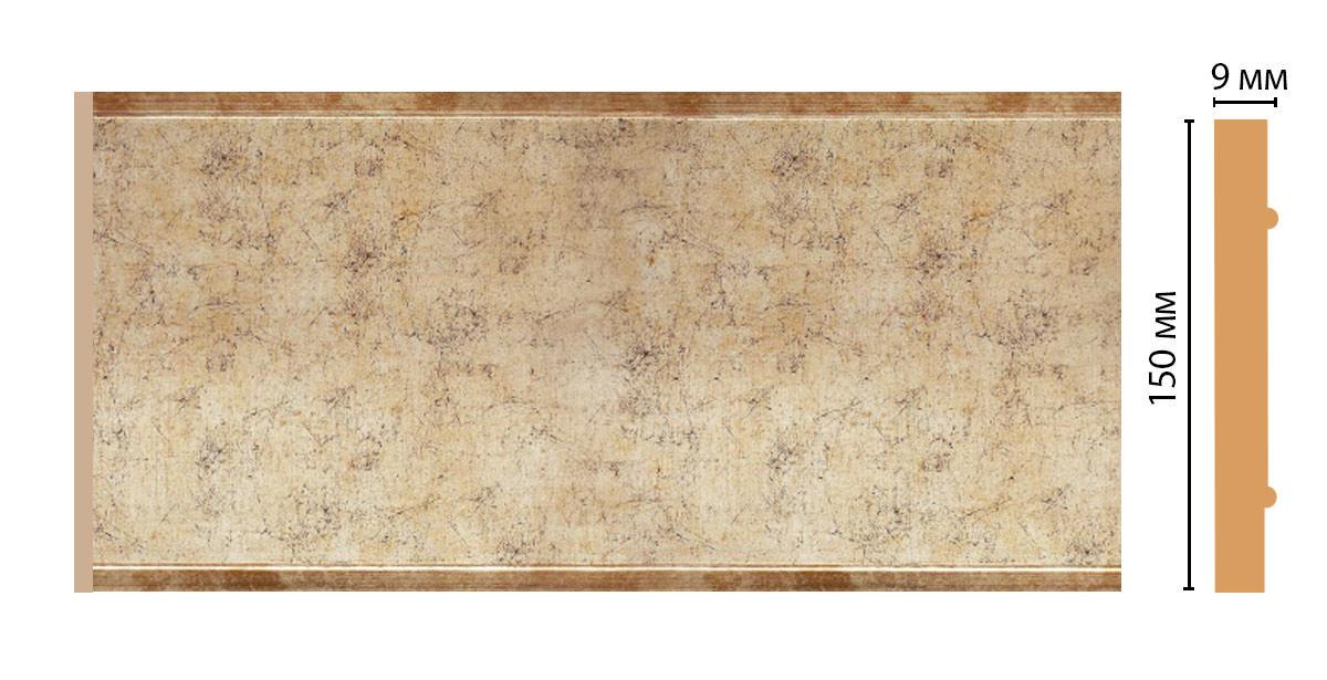 Декоративная панель DECOMASTER B15-553 (150*9*2400мм)