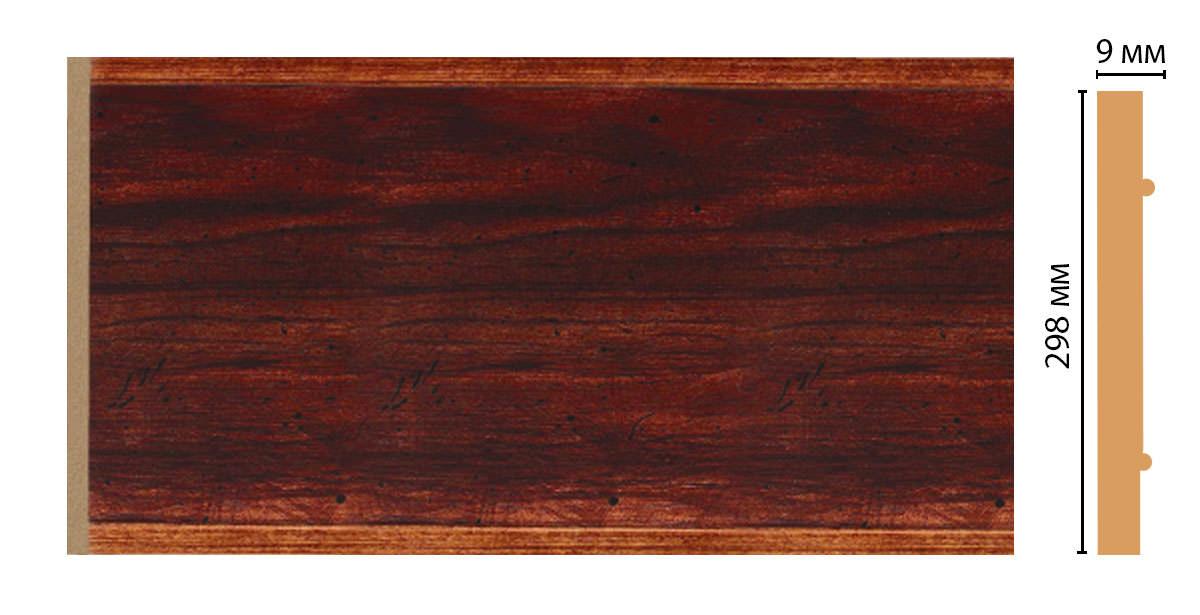 Декоративная панель DECOMASTER B30-1084 (298*9*2400мм)