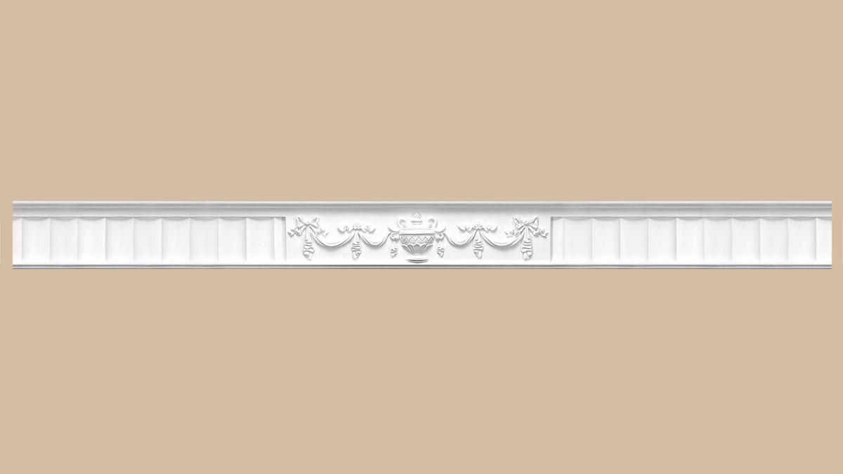Полка каминная DECOMASTER DT 9870 (45*190*2400мм)